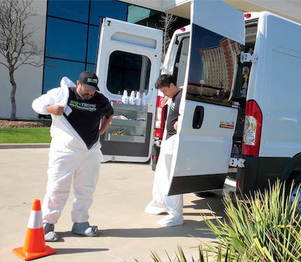 Crime Scene Cleanup Austin