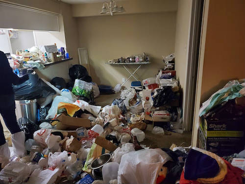 Hoarder Cleanup Austin