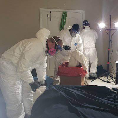 Death Clean Up San Antonio