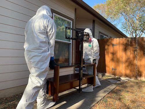Forensic Cleanup