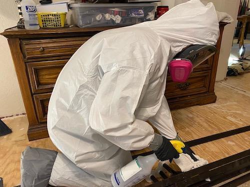 Homicide Cleanup Service